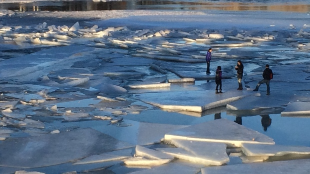 walking-on-floating-ice-slabs-in-the-bow-river-is-dangerous.JPG